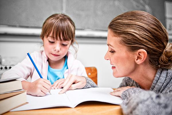 content img tutor teaching girl